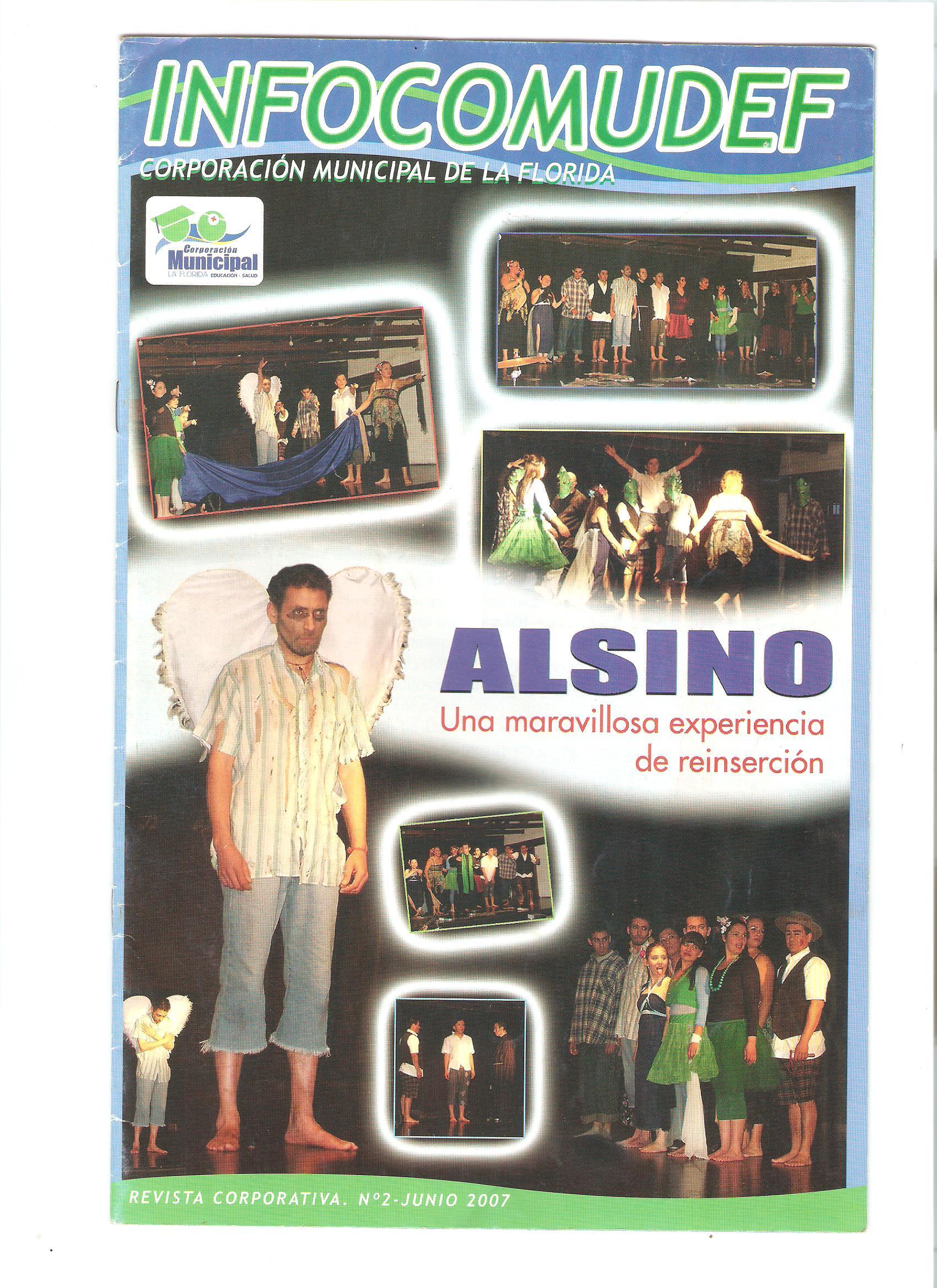 Portada infocomudef 2007